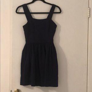 Bloomingdales aqua dress